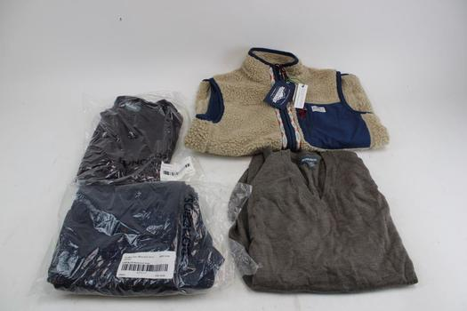 Bonobos & Penfield Assorted Clothing; 4 Pieces