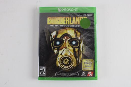 Borderlands The Handsome Collection For Microsoft Xbox One