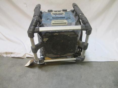 Bosch Power Box Jobsite Radio