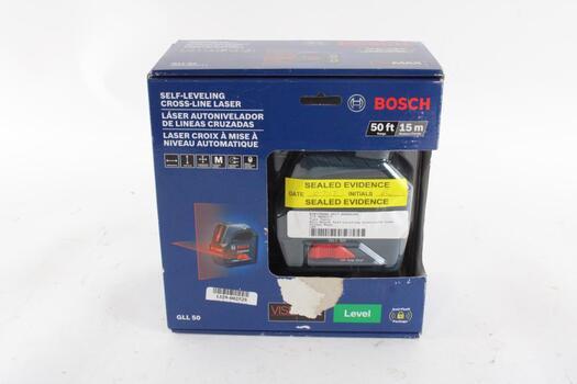 Bosch Self Leveling Cross Line Laser