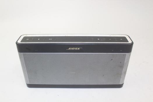 Bose Soundlink 414255 Portable Bluetooth Speaker III
