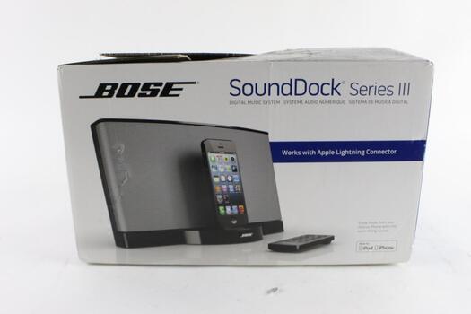 Bose Soundock Series III Digital Music System