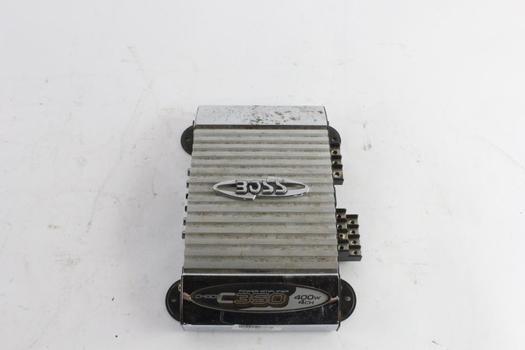 Boss Amplifier