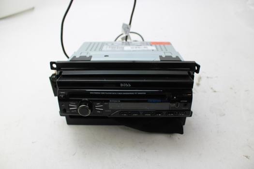 Boss BV9967B Multi Media Disc Player Car Stereo