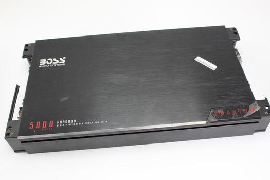 Boss Phantom Monoblock Amplifier