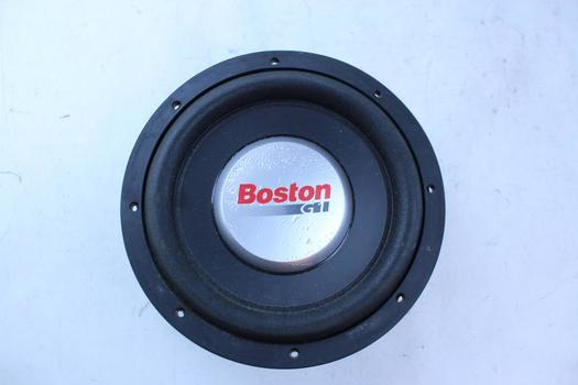 Boston G1 Car Subwoofer