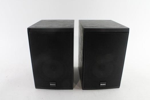 Boston Speakers, 2 Pieces