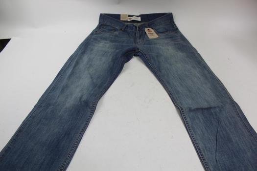 Boys Levi Strauss & Co. 505 Regular Jeans Size W33L28