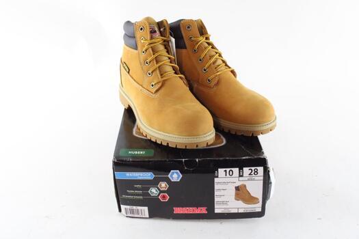 Brahma Mens Waterproof Boots Size 10