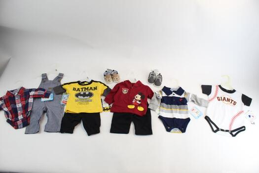 Brand Baby / Kids Clothing, 6 Pieces