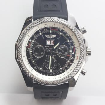 Breitling Bentley Chrono Watch - Evaluated By Independent Specialist