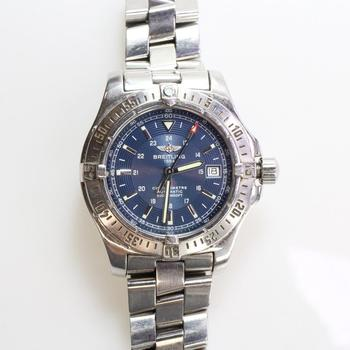 Breitling Colt Watch - Evaluated By Independent Specialist