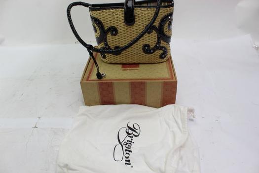Brighton Weaved Handbag