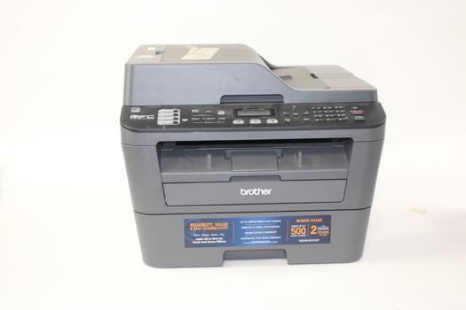 Brother Multifunction Laser Printer Mfc-l2707dw