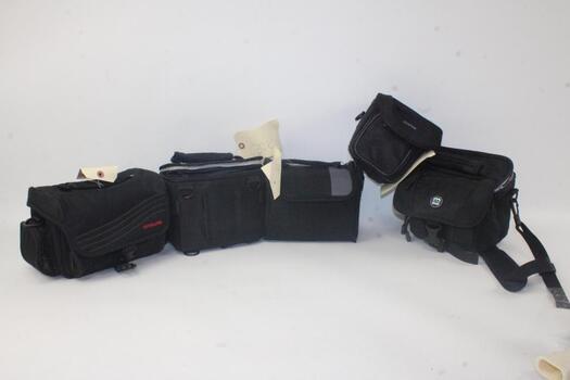 Bulk Lot Camera Travel Bags
