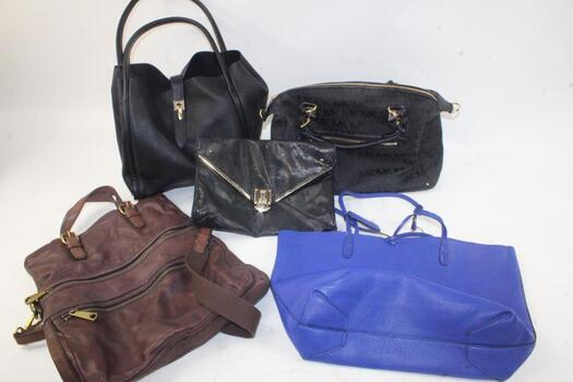 Bulk Lot Of Miscellaneous Bags