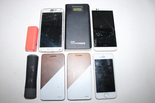 Bulk Lot Of Miscellaneous Electronics, 5+ Pieces