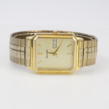 Bulova Gold Colored Watch