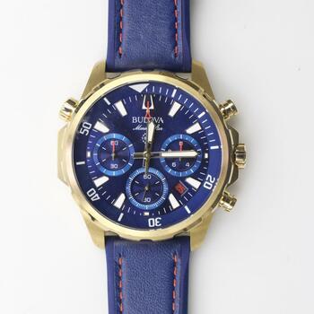 Bulova Marine Star Chronograph Watch
