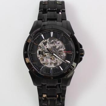 Bulova Skeleton Watch