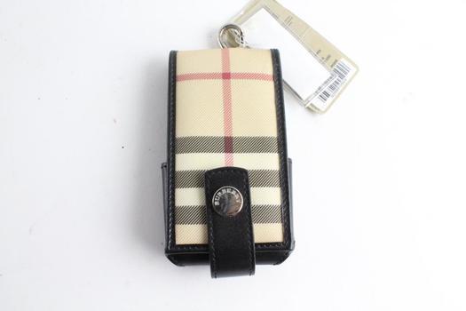 Burberry Phone Case Keychain