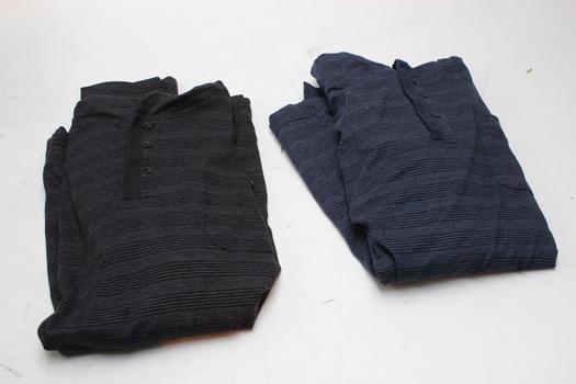 Burnside Sweaters, Size M, XL, 2 Pieces