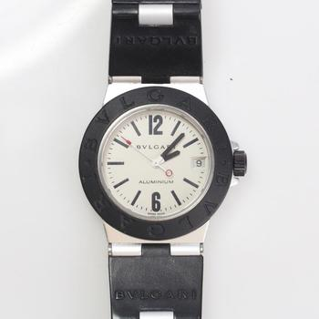 Bvlgari Aluminum Watch - Evaluated By Independent Specialist