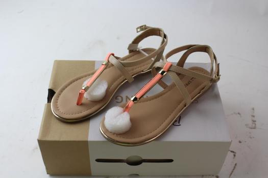 Call It Spring Mienalla Womens Sandals, Size 6