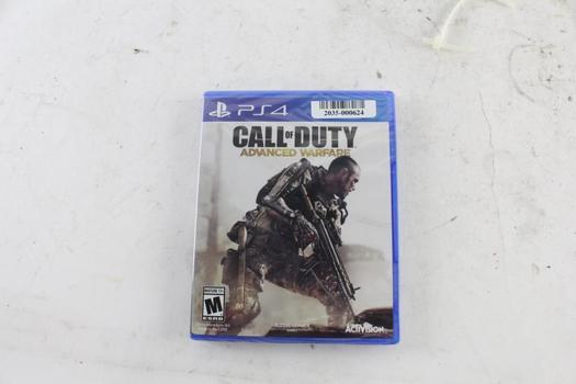 Call Of Duty Advanced Warfare, For Sony Playstation 4
