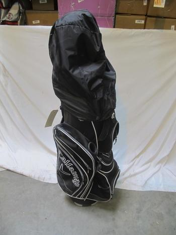 Callaway Golf Bag With Golf Clubs, 12 Pieces