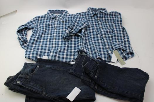 Calvin Klein Outfit Sets; 2 Pieces; Size