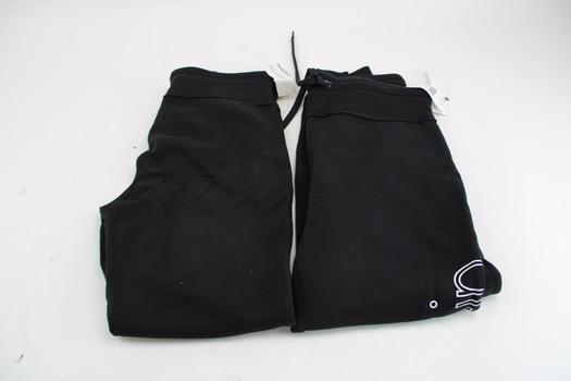 Calvin Klein Women's Sweat Pants; 2 Pieces; Size M