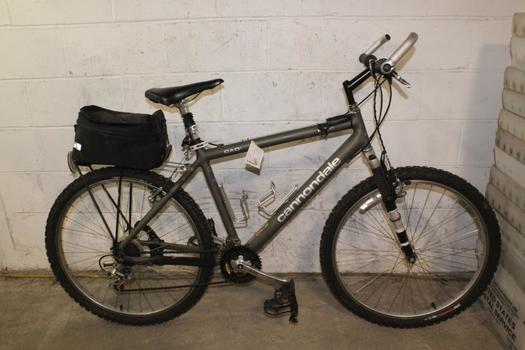 Cannondale Cad 2 Mountain Bike