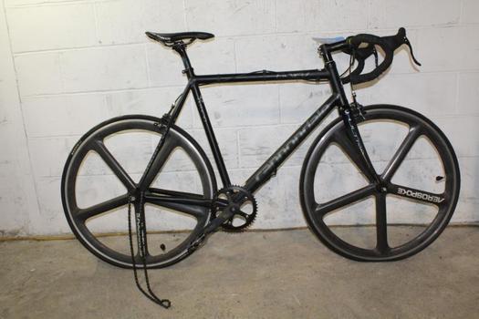 Cannondale Capo Single Speed Road Bike