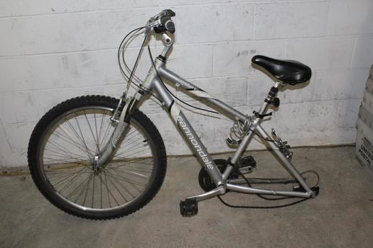 Cannondale Comfort Hybrid Bike