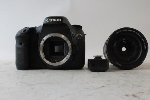 Canon 7P Digital SLR Camera