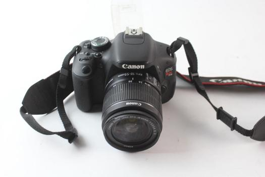 Canon Digital Camera, Sold For Parts