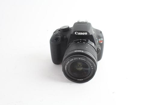 Canon EO Rebel T5 Digital Camera
