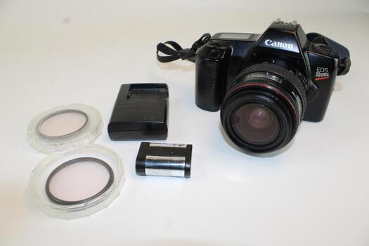 Canon Eos Rebel 35mm SLR Camera