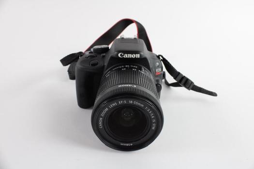 Canon EOS Rebel SL1 Digital Camera