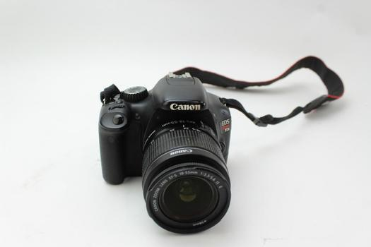 Canon EOS Rebel T2i Digital SLR Camera
