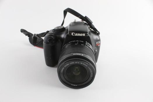 Canon EOS Rebel T3 Digital Camera