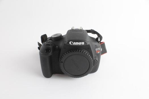 Canon EOS Rebel T5 Digital Camera