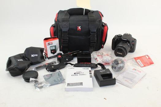 Canon EOS Rebel T7 Digital SLR Camera