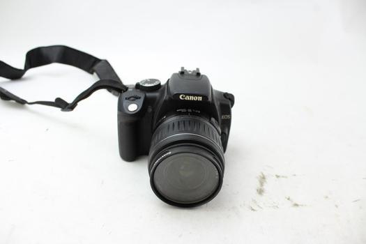 Canon EOS Rebel XT Digital SLR Camera