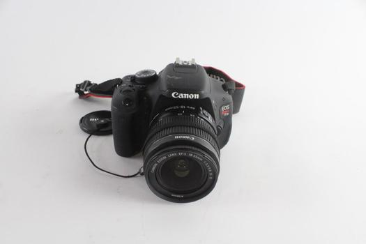 Canon EOS Rebel XTI Digital Camera