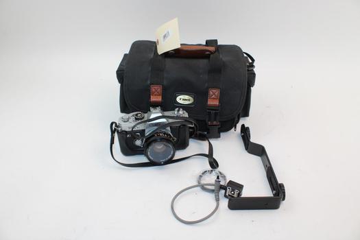 Canon FTb 35mm SLR Camera