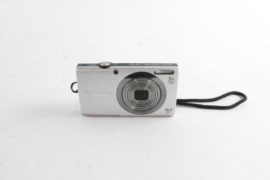 Canon PowerShot A2300 HD Digital SLR Camera