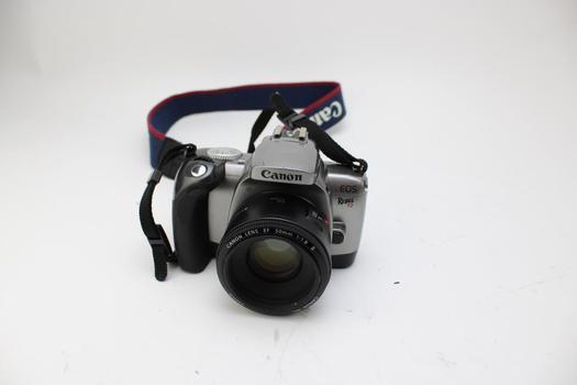 Canon Rebel T2 35mm SLR Camera