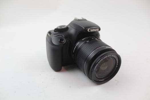 Canon Rebel T3 Digital SLR Camera